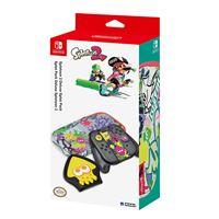 Pack Deluxe Hori Splatoon Nintendo Switch