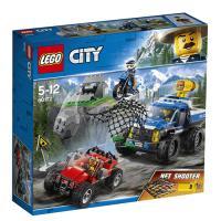 LEGO City -  Caza en la carretera