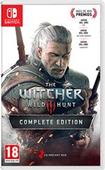 The Witcher 3: Wild Hunt Game of the Year Nintendo Switch