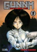 Gunnm (Battle Angel Alita) núm. 1
