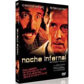 Noche infernal - DVD