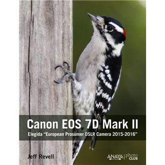 Canon Eos 7D Mark II - -5% en libros | FNAC