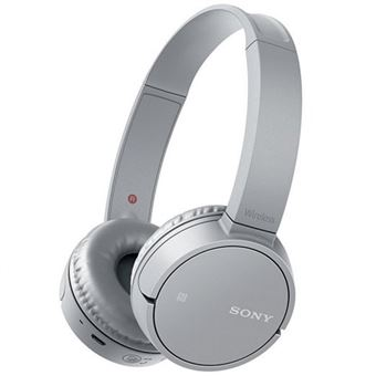 Auriculares Bluetooth Sony WH-CH500H Gris