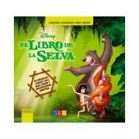 El libro de la selva. Cuentos accesibles para todos