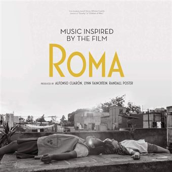 Music Inspired by the Film Roma - 2 Vinilos