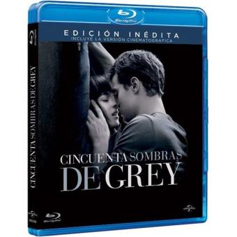 Cincuenta sombras de Grey - Blu-Ray