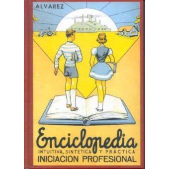 Enciclopedia Álvarez. Iniciación profesional