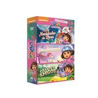 Pack Dora la Exploradora - 3 películas - DVD