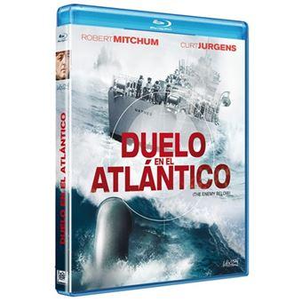 Duelo en el Atlántico - Blu-Ray