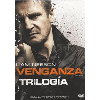 Pack Venganza - DVD