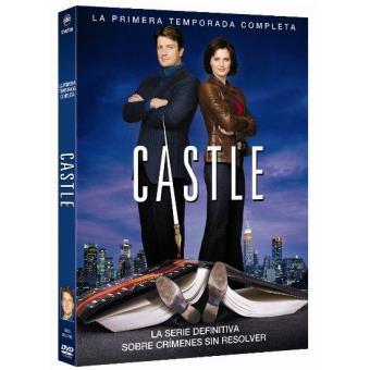 CastleCastle - Temporada 1 - DVD