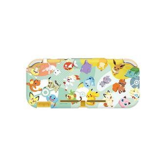 Carcasa Hori Duraflexi Pikachu & Friends para Nintendo Switch