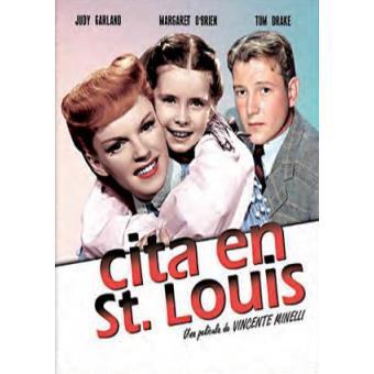 Cita en St. Louis - DVD