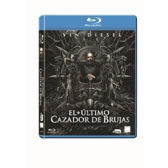 El último cazador de brujas - Blu-Ray