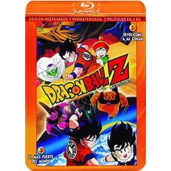 Pack Dragon Ball Z: Películas 1 + 2 - Blu-Ray