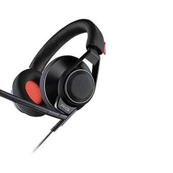 Auriculares Plantronics Rig Sorround HDST negros
