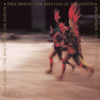 The Rhythm Of The Saints - Vinilo