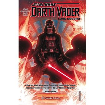 Star Wars Darth Vader Lord Oscuro (tomo recopilatorio) nº 01