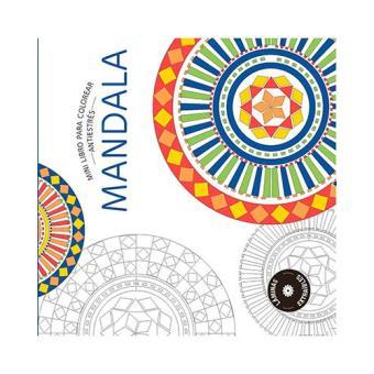 Mandala. Minilibro antiestrés para colorear