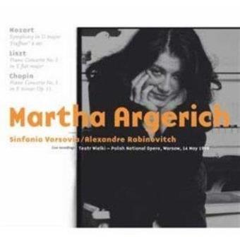 Martha Argerich: Live Recordings