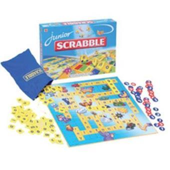 Juego Scrabble Junior 5 En Libros Fnac
