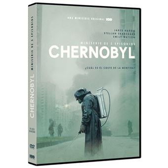 Chernobyl  Miniserie - DVD