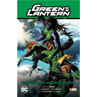 Green Lantern vol. 03: La venganza de los Green Lanterns