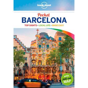 Lonely Planet. Pocket: Barcelona