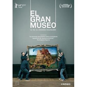 El gran museo - DVD