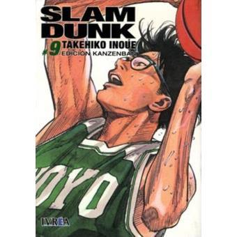 Slam dunk integral 9