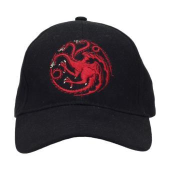 d89fbd885e963 Gorra Juego de tronos Casa Targaryen - Merchandising TV