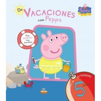 De vacaciones con Peppa. 5 años