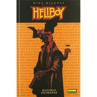 Hellboy 6: Historias extrañas 1