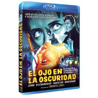 El ojo en la oscuridad - Blu-Ray