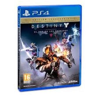 Destiny: El rey de los poseídos PS4