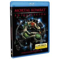 Mortal Kombat: Aniquilación - Blu-Ray