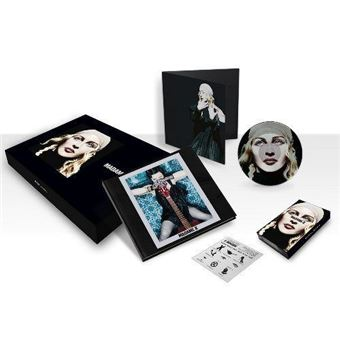 Box Madame X - 2 CD + Cassette + EP + Póster
