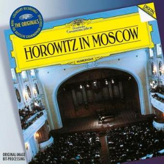 Horowitz In Moskau. Originals. Sonata In E, Kk.380