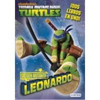 Tortugas Ninja. Origen mutante. Leonardo/Donatello