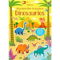 Dinosaurios - Mi pequeño libro de pegatinas
