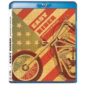 Buscando mi destino. Easy Rider - Blu-Ray