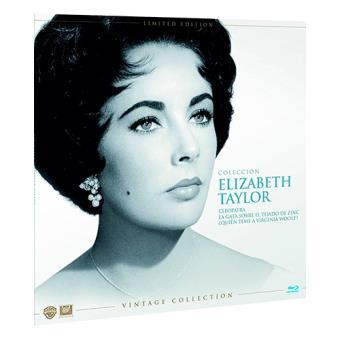 Pack Colección Elizabeth Taylor  Ed Limitada Vinilo - Blu-Ray