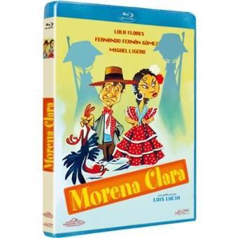 Morena clara - 1954 - Blu Ray