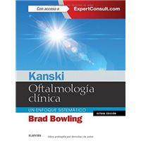 Kanski. Oftalmología clínica + ExpertConsult - 8ª ed.