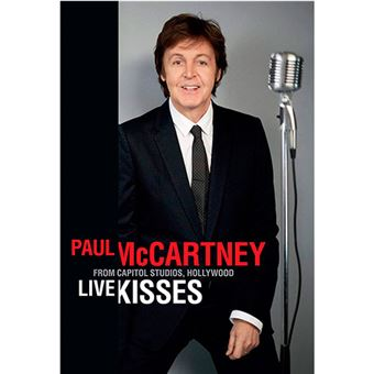 Live Kisses - From Capitol Studios, Hollywood - DVD
