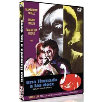 Una llamada a las doce - DVD