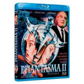 Phantasma II - Blu-Ray