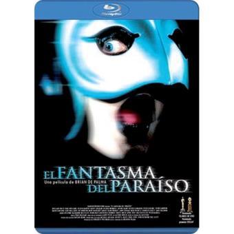 El fantasma del paraíso - Blu-Ray