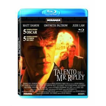 El talento de Mr. Ripley - Blu-Ray