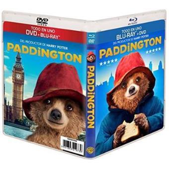 Paddington - Blu-Ray + DVD